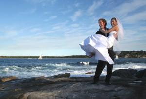 младоженци 1