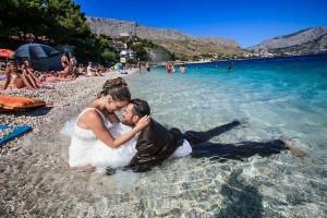 младоженци 4