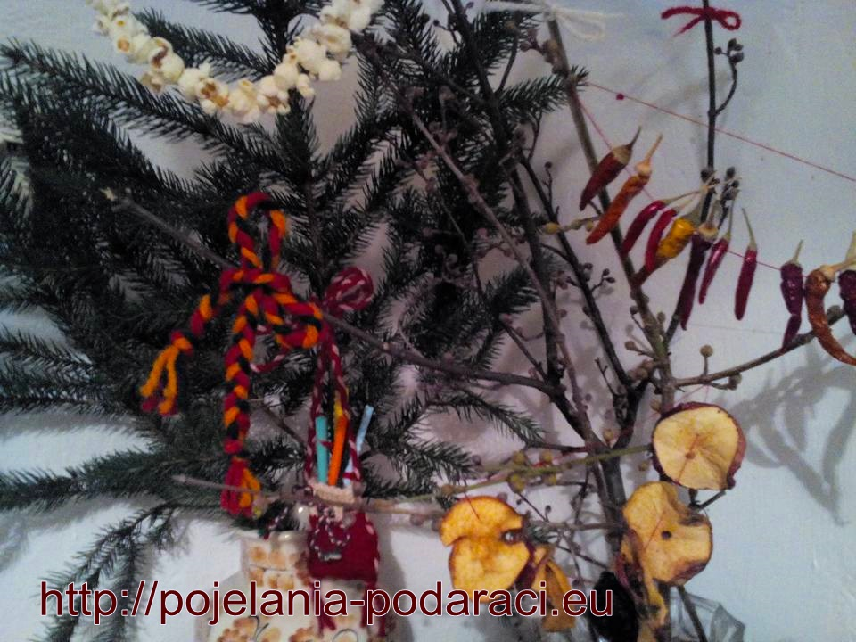Коледна и новогодишна украса