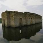 Потопената църква в яз.Жребчево