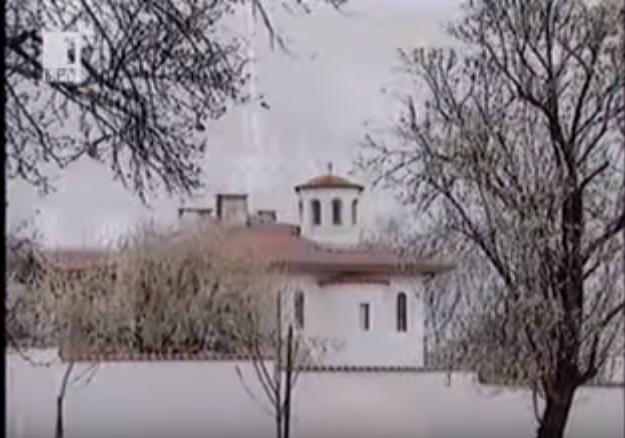 църквата на остров хиос