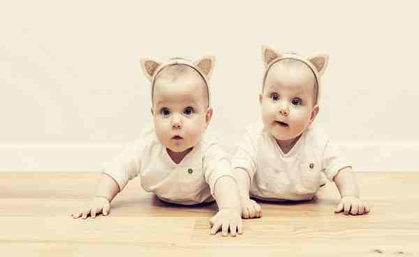 Прощъпулник за близначета